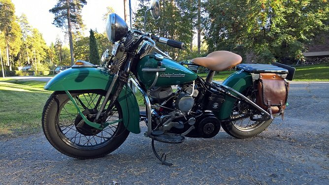 1939 Harley Davidson WLA For Sale (picture 2 of 2)