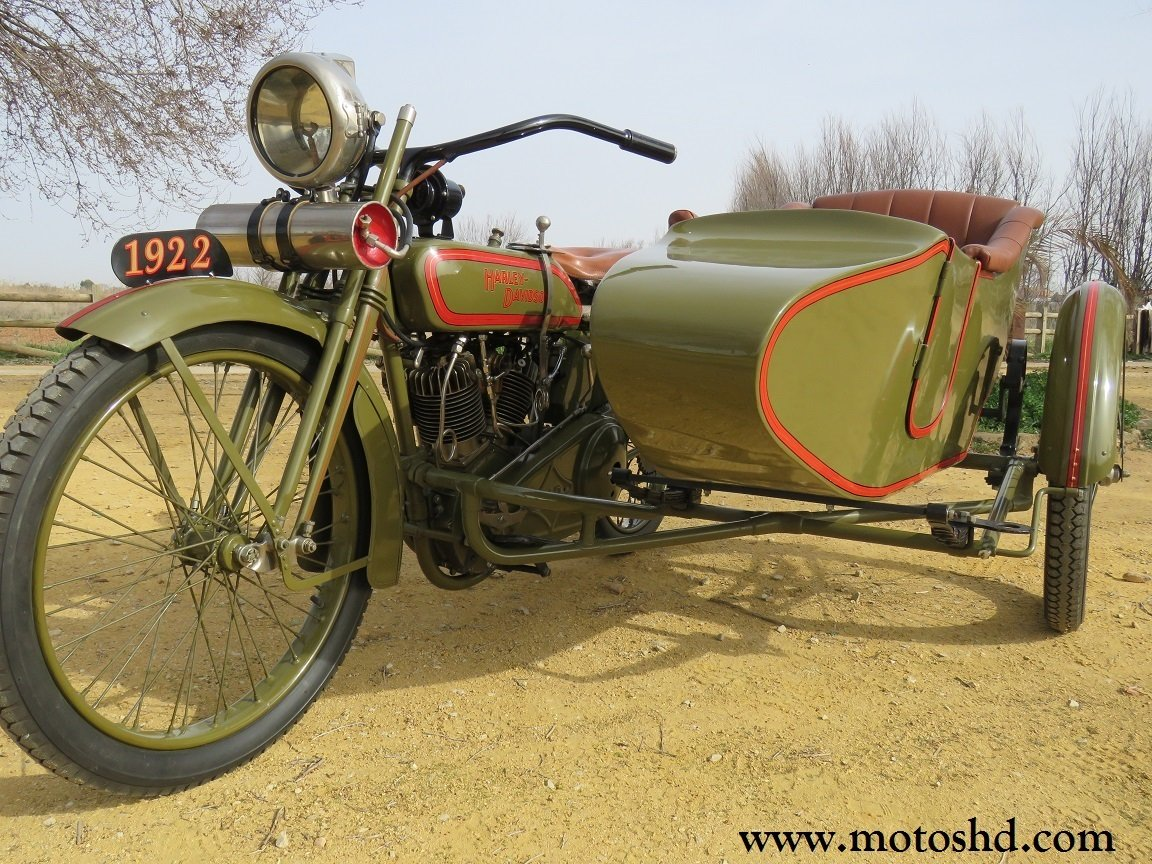 Harley Davidson J from 1922 For Sale (picture 2 of 6)