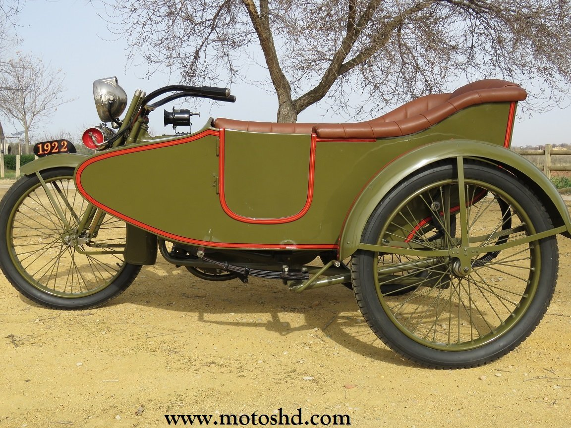 Harley Davidson J from 1922 For Sale (picture 4 of 6)
