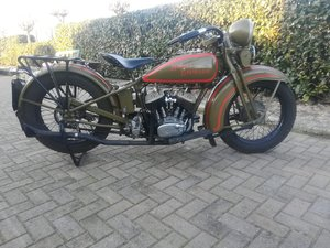 Picture of Harley Davidson DL 750cc - 1931 SOLD