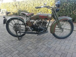 Harley Davidson JE 1200cc - 1924 For Sale