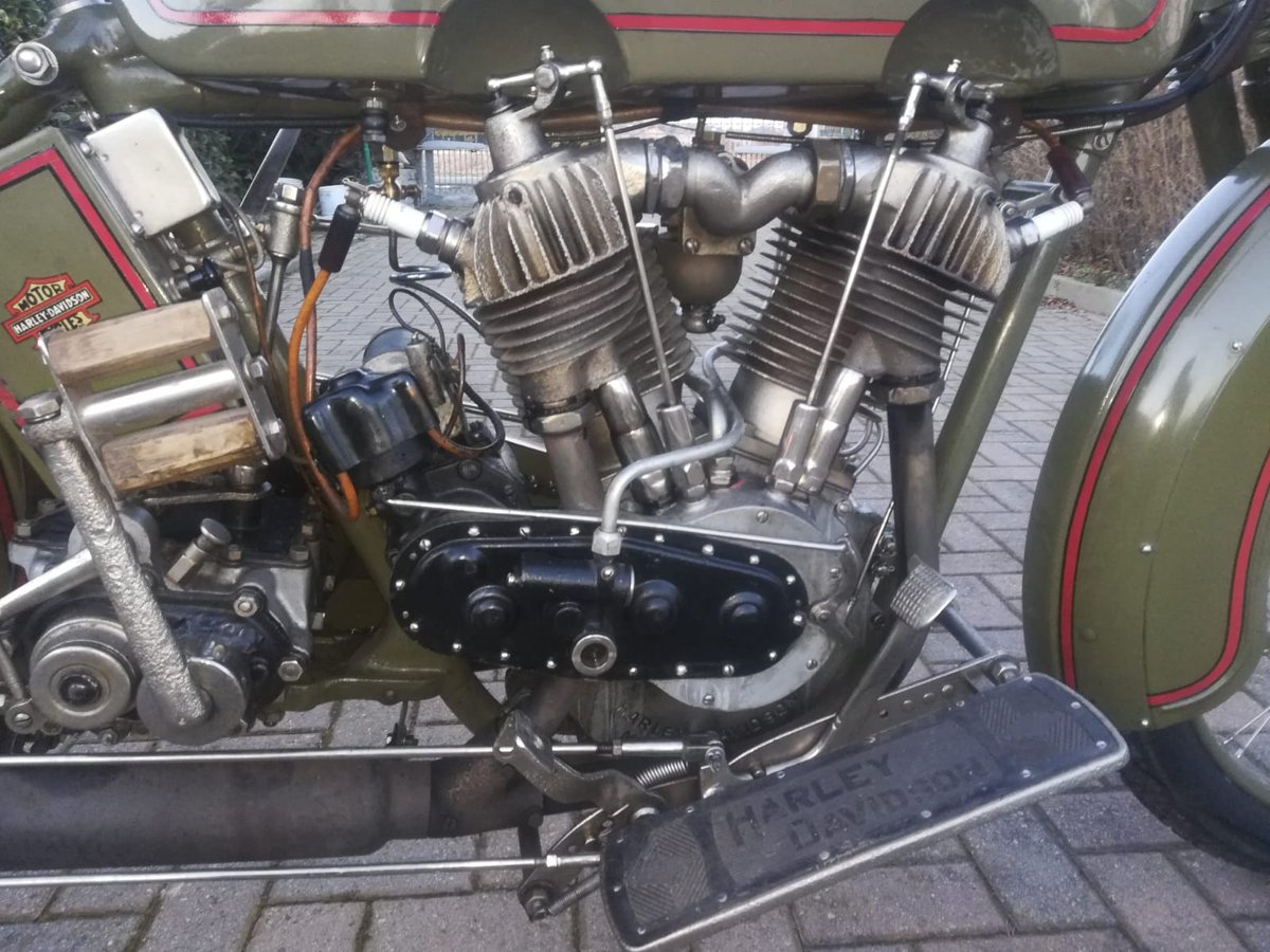 Harley Davidson JE 1200cc - 1924 For Sale (picture 5 of 6)