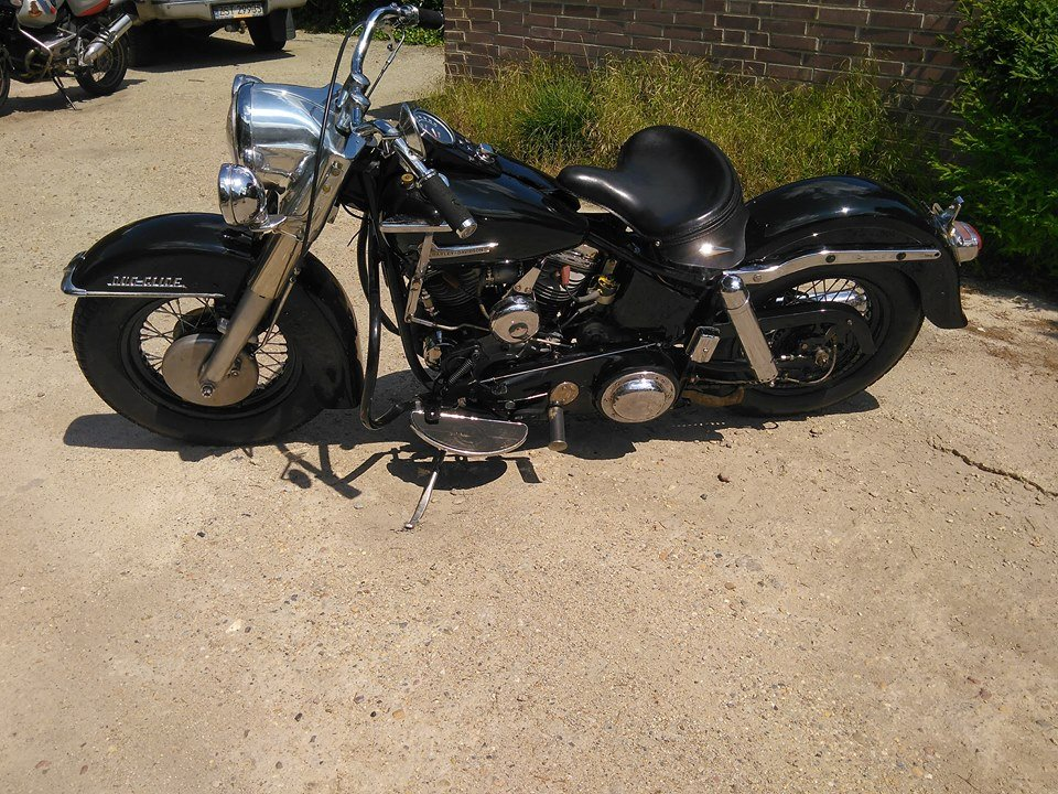 1961 61FLH Duo Glide Panhead For Sale (picture 2 of 6)