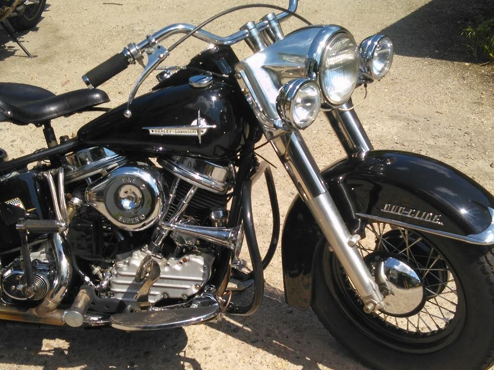 1961 61FLH Duo Glide Panhead For Sale (picture 3 of 6)