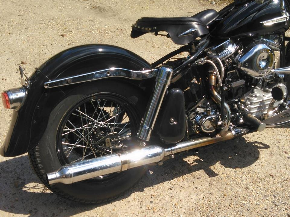 1961 61FLH Duo Glide Panhead For Sale (picture 4 of 6)