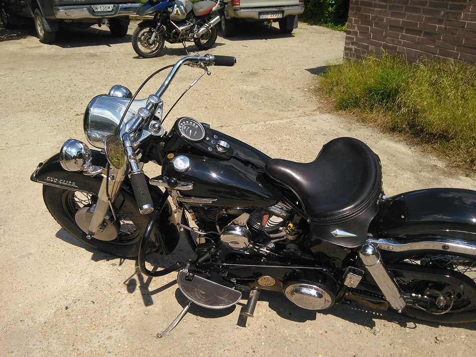 1961 61FLH Duo Glide Panhead For Sale (picture 6 of 6)
