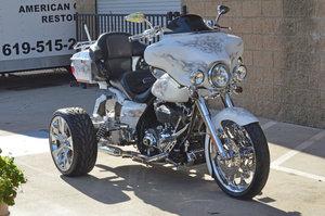 2008 Harley Davidson = cool Custom Screaming Eagle $38.5k For Sale