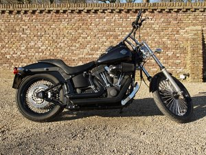 2005 Harley Davidson Night Train FXSTB 1450ccm. For Sale