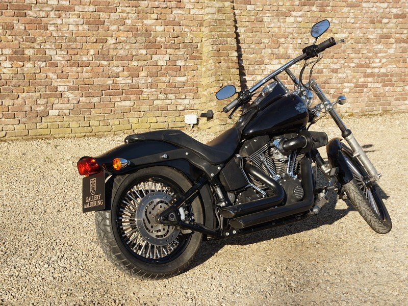 2005 Harley Davidson Night Train FXSTB 1450ccm. For Sale (picture 5 of 6)
