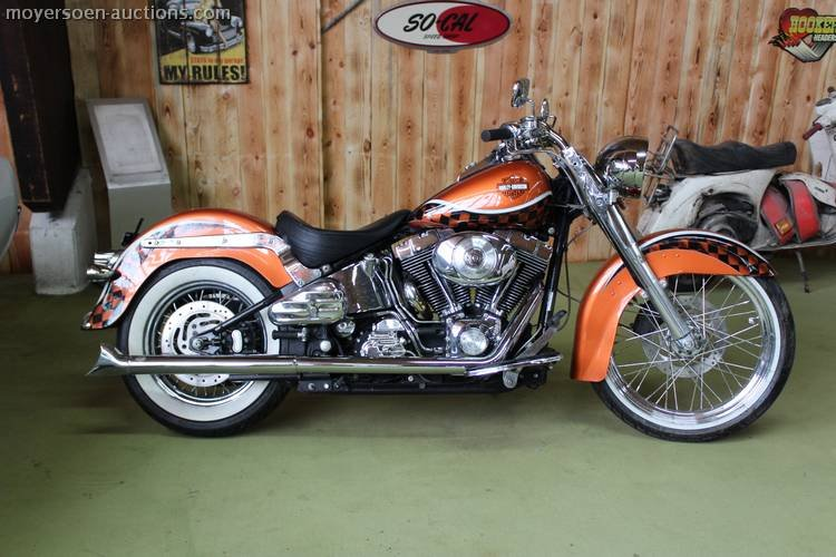2005 HARLEY-DAVIDSON Softtail heritage classic For Sale by Auction (picture 1 of 6)