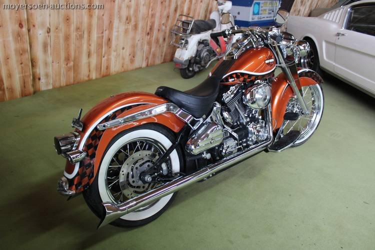 2005 HARLEY-DAVIDSON Softtail heritage classic For Sale by Auction (picture 2 of 6)