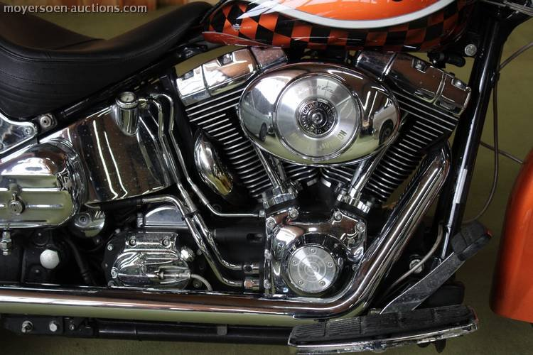 2005 HARLEY-DAVIDSON Softtail heritage classic For Sale by Auction (picture 5 of 6)