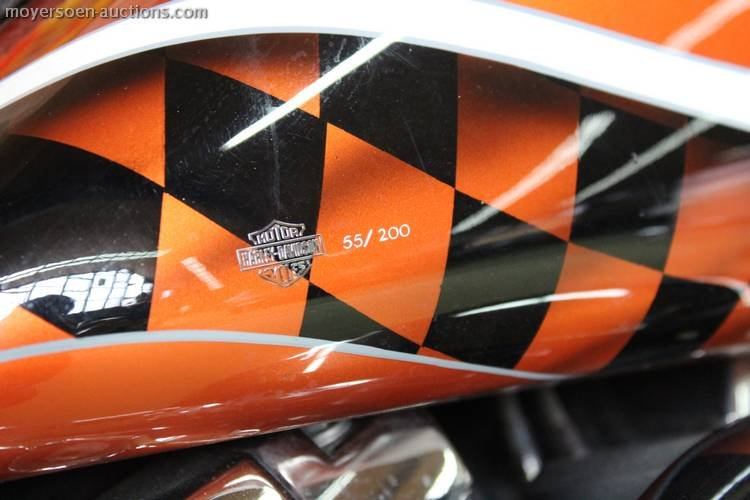 2005 HARLEY-DAVIDSON Softtail heritage classic For Sale by Auction (picture 6 of 6)