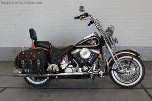 1998 HARLEY-DAVIDSON Heritage springer 1340cc For Sale by Auction