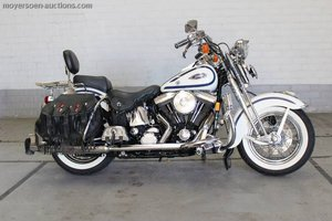 1997 HARLEY-DAVIDSON Heritage jumper For Sale by Auction