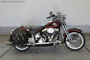 1998 HARLEY-DAVIDSON Heritage jumper 1340cc For Sale by Auction