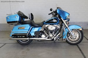 2011 HARLEY-DAVIDSON Ultra Electra glide 130ci For Sale by Auction