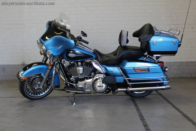 2011 HARLEY-DAVIDSON Ultra Electra glide 130ci For Sale by Auction (picture 2 of 4)