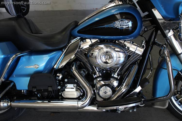2011 HARLEY-DAVIDSON Ultra Electra glide 130ci For Sale by Auction (picture 3 of 4)