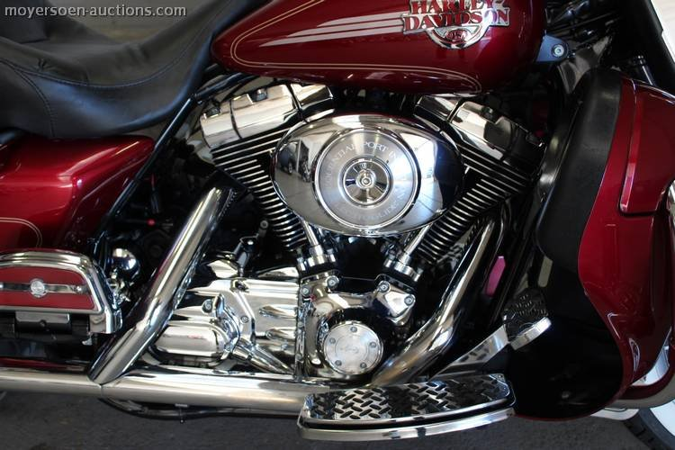 2005 HARLEY-DAVIDSON Ultra Electra glide For Sale by Auction (picture 3 of 4)