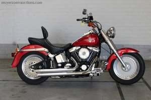 1994 HARLEY-DAVIDSON pouf Fatboy 1340cc EVO For Sale by Auction