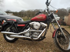 Harley Davidson FXR 1340, 1990, ONLY 7500 from new For Sale