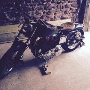 1988 Harley Davidson Sportster 883 Custom For Sale by Auction