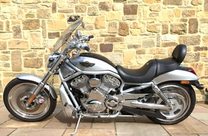 2003 100TH ANNIVERSARY HARLEY V ROD