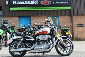 2011 11 Harley Davidson XL883 L Superlow For Sale