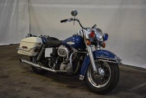 1967 Harley Davidson Electra Glide GLH Generator Shovel For Sale by Auction