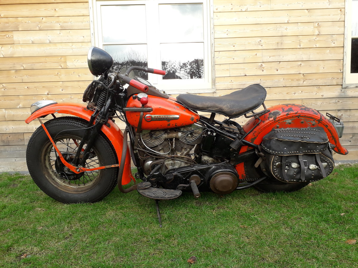 1948 EL Panhead SOLD (picture 4 of 6)
