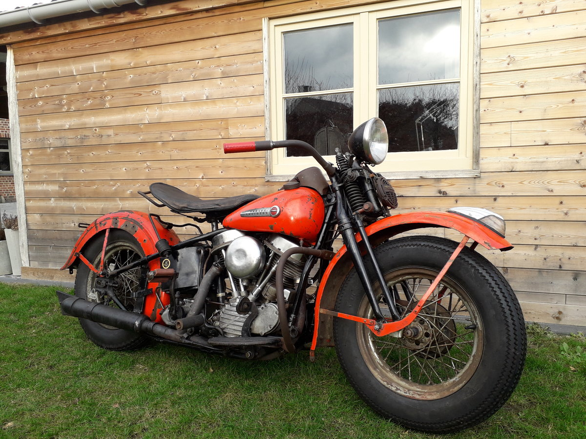 1948 EL Panhead SOLD (picture 5 of 6)
