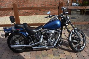 Lot 69-A 2005 Harley Davidson FXSTI Softail Standard-1/6/19 For Sale by Auction