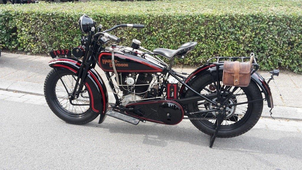 harley davidson J 1927 For Sale (picture 1 of 2)