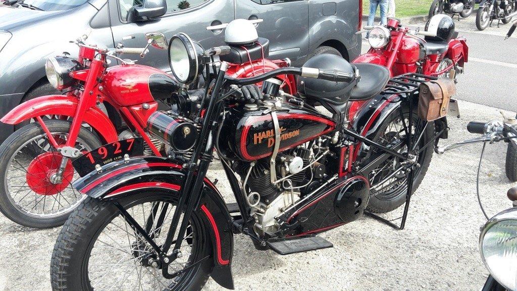 harley davidson J 1927 For Sale (picture 2 of 2)