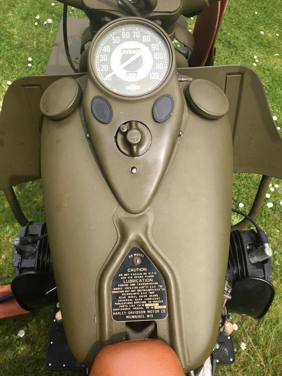 1942 Harley Davidson XA For Sale (picture 2 of 6)