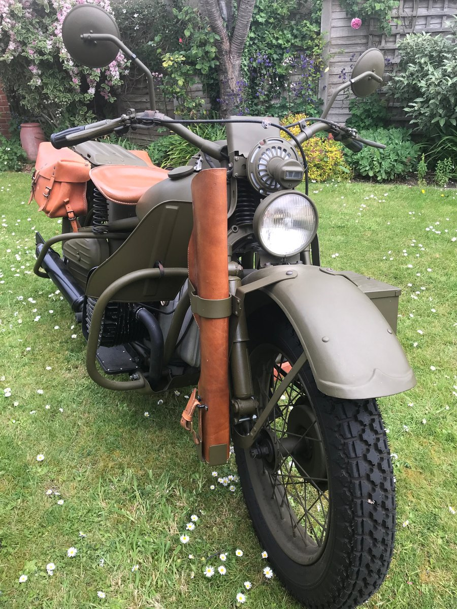 1942 Harley Davidson XA For Sale (picture 5 of 6)