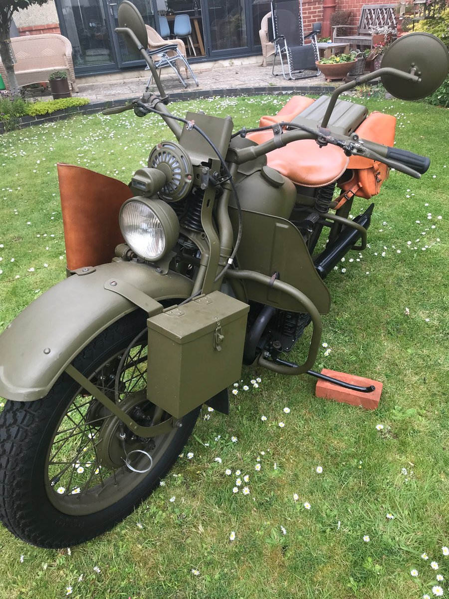 1942 Harley Davidson XA For Sale (picture 6 of 6)