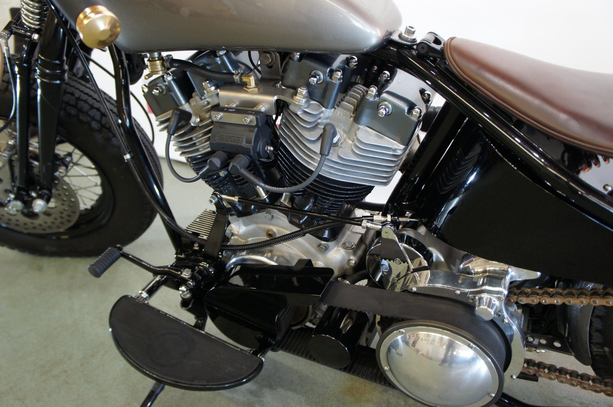 1973 Harley Davidson Shovelhead Bobber Pro Build For Sale (picture 6 of 6)