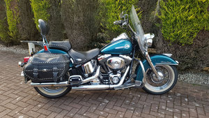 2004 Harley Davidson Heritage Softail Classic c/w Stage 1 tuning SOLD
