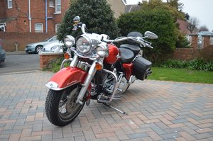 2000 Harley Davidson Road King for auction Friday 12th July  SOLD by Auction