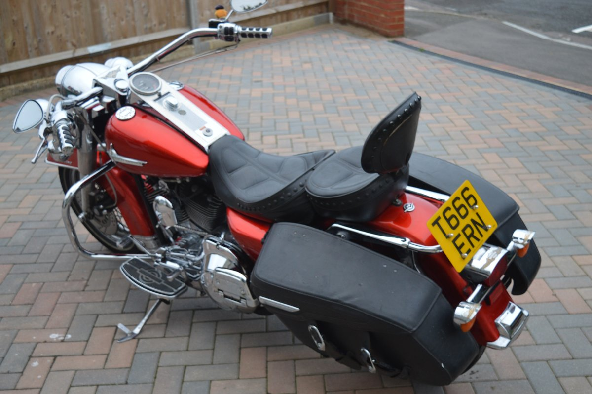 2000 Harley Davidson Road King for auction Friday 12th July  SOLD by Auction (picture 6 of 6)