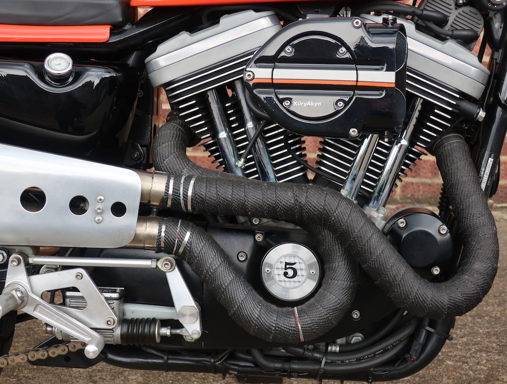2003 Harley-Davidson XLH1200 Sport For Sale (picture 3 of 6)