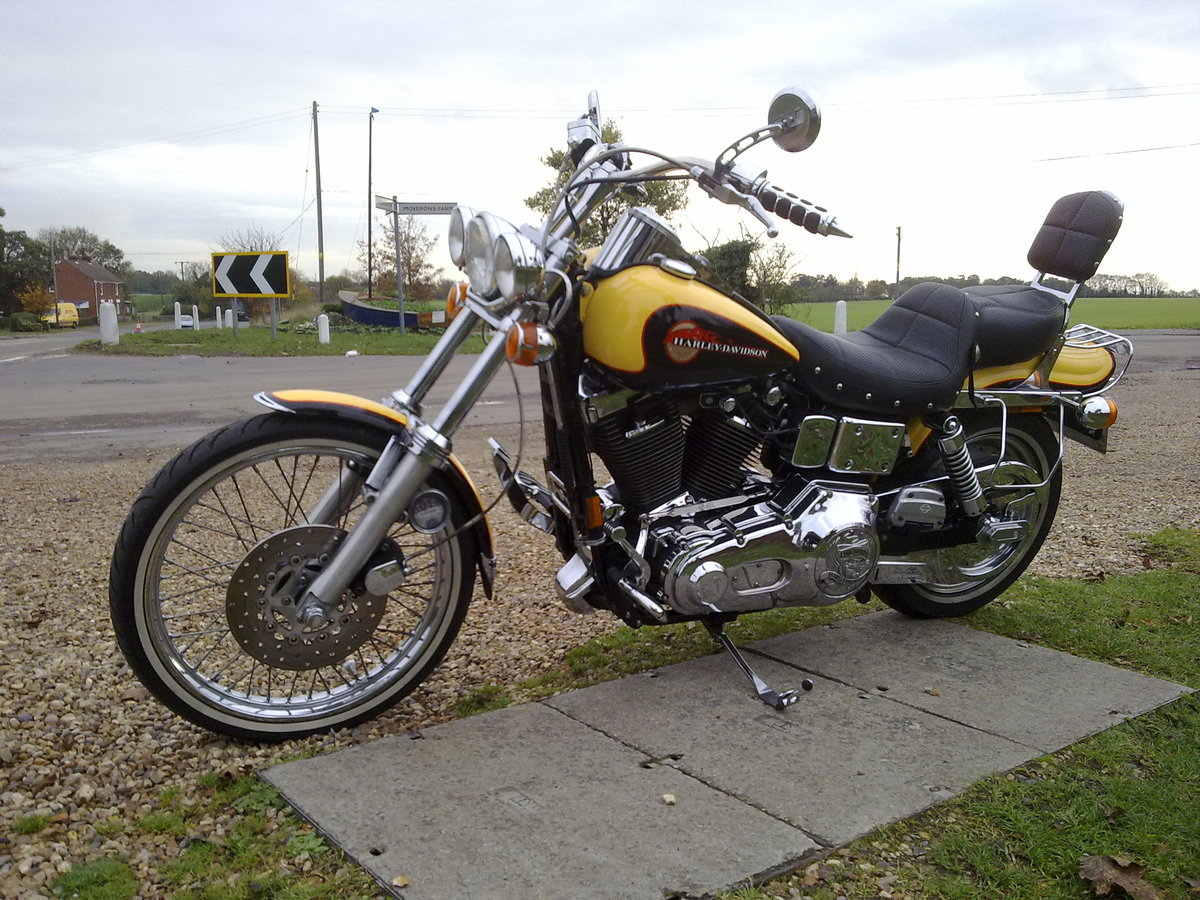 1900 harley fatboy softail etc anything  For Sale (picture 4 of 6)