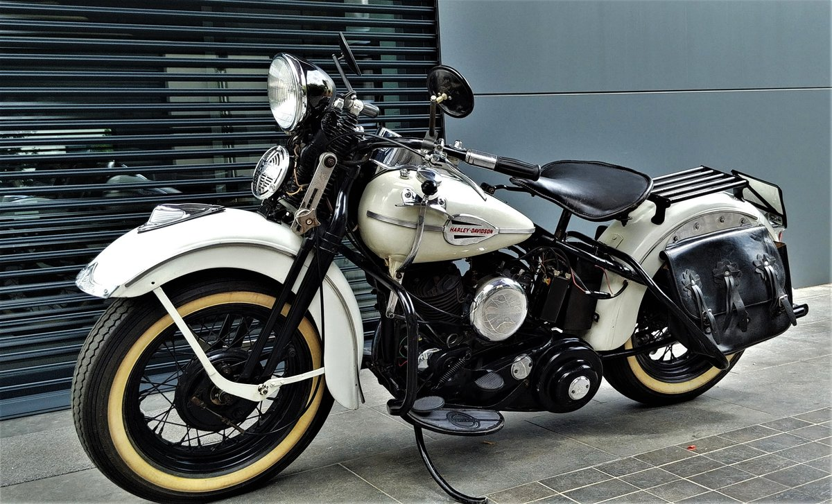 HARLEY DAVIDSON WL de 1941 For Sale | Car And Classic