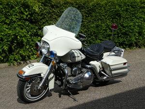 1985 Harley Davidson ELECTRA GLIDE STANDARD POLICE FLHTP For Sale