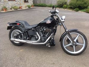 1994 Harley Evo Fat Boy Terminator For Sale | Car And Classic