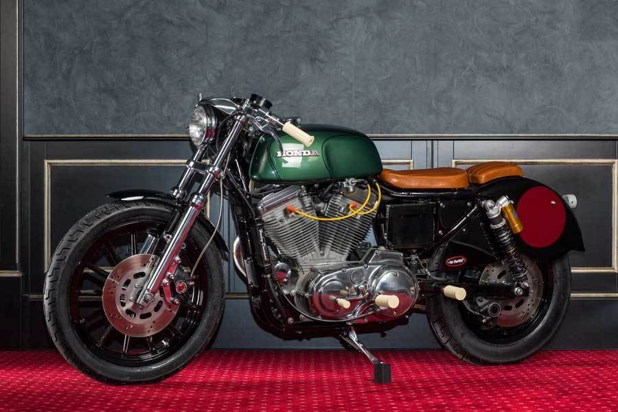 1997 Harley Davidson Custom build Marley by Mr. Martini $28. For Sale (picture 1 of 6)