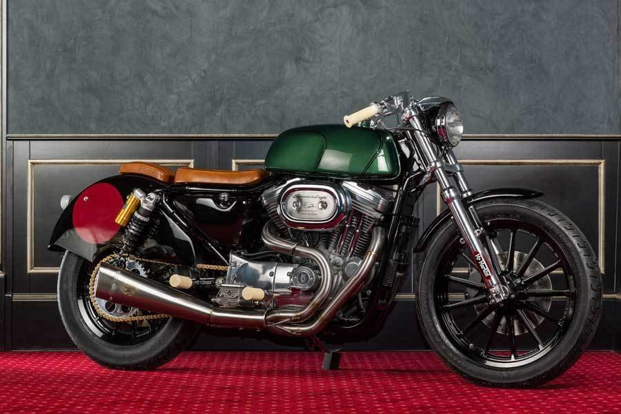 1997 Harley Davidson Custom build Marley by Mr. Martini $28. For Sale (picture 2 of 6)