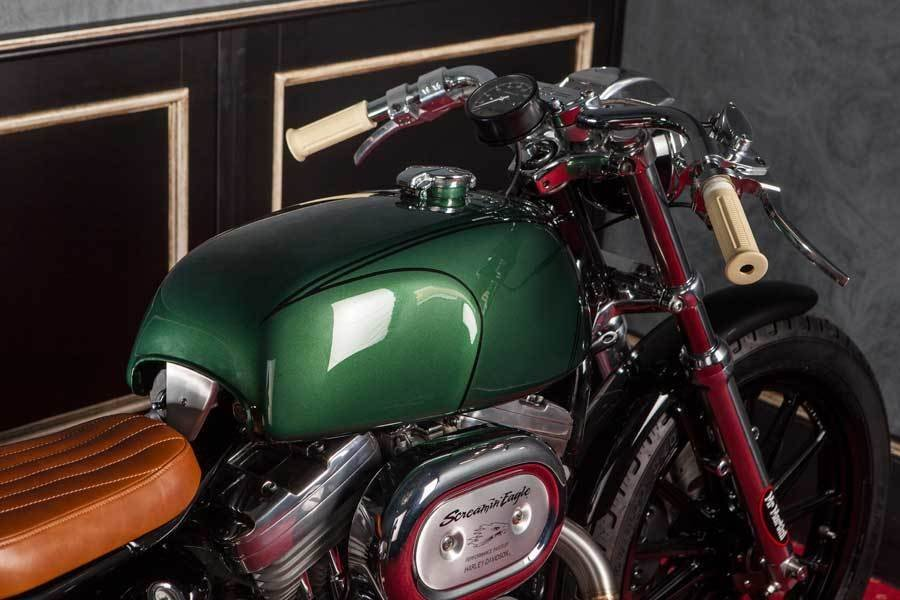 1997 Harley Davidson Custom build Marley by Mr. Martini $28. For Sale (picture 3 of 6)